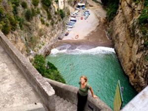 Alice Bradley - Salerno, Italy