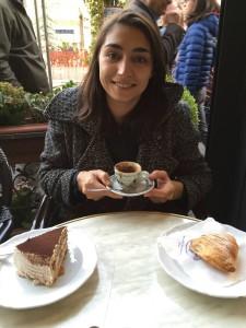 Jenny Schiff - Naples, Italy