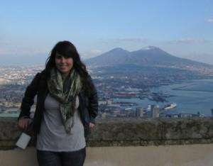Gabrielle Longo - Fulbright ETA to Italy, 2015-16